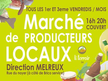 Marché Li Terroir