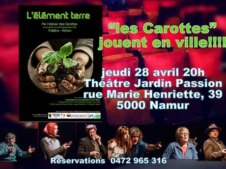 Théâtre Action : L'élément Terre