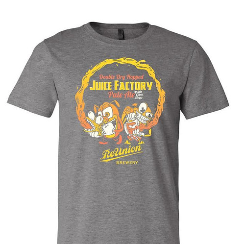 DDH JUICE FACTORY T-SHIRT