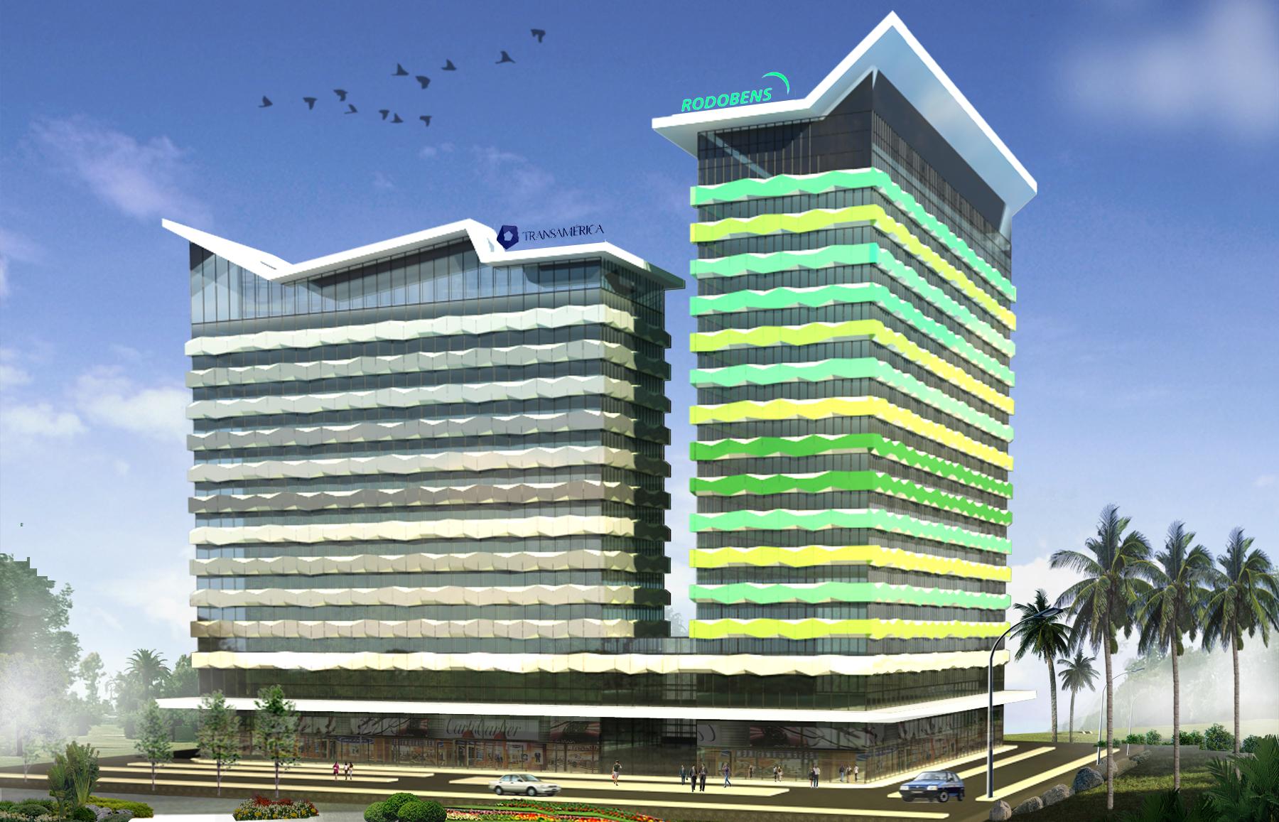 Corporative Building