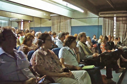 seminar's attendees