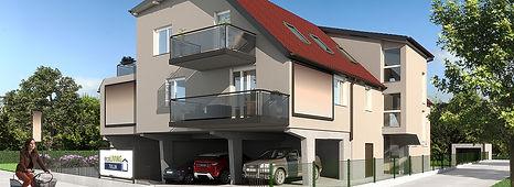 Grundstücke in bester Lage von Tulln an der Donau zur Errichtung von Doppelhäusern