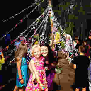 May Pole Celebration at PSCS.