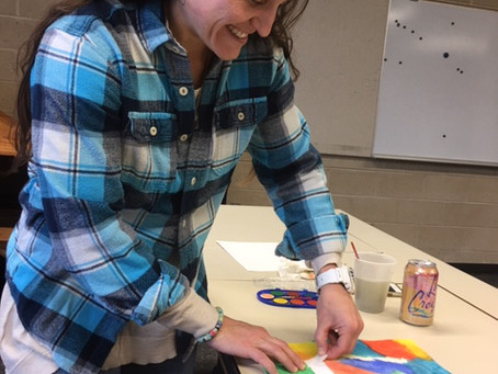 What I Learned about Life in a Watercolor Workshop