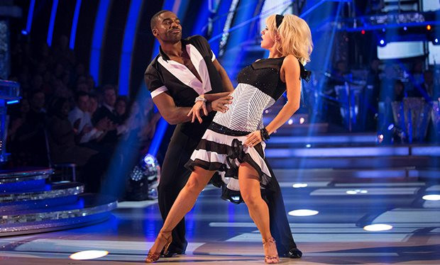 The Spirit of 'Strictly' makes me feel good!