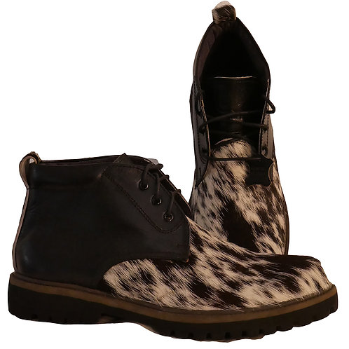 Halisi Leather Boots