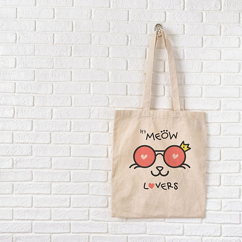 Meow Lovers - Tote Bag