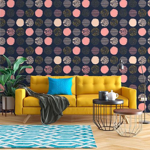 Elegant Circles Pattern