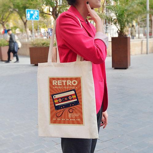 Retro Music Festival - Tote Bag