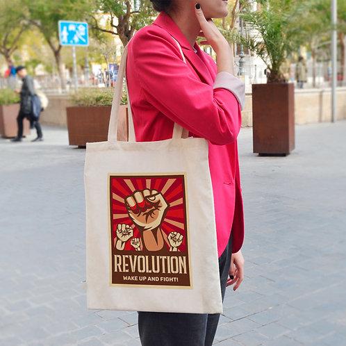 Revolution Wake Up - Tote Bag
