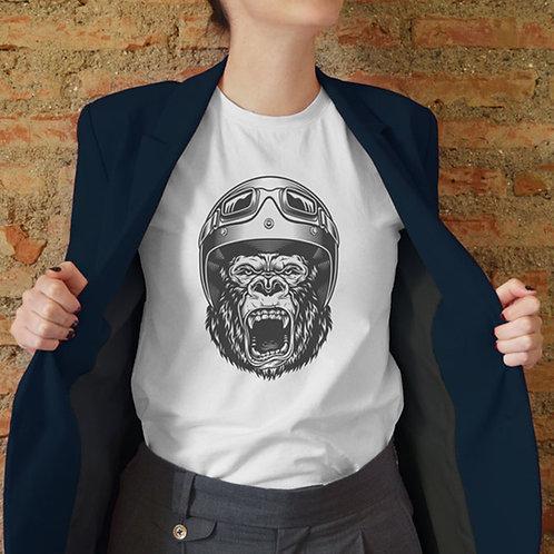 Ungry Gorila Illustration