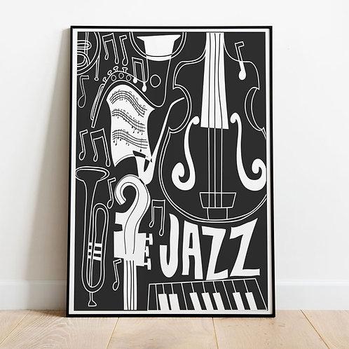 Jazz on Black