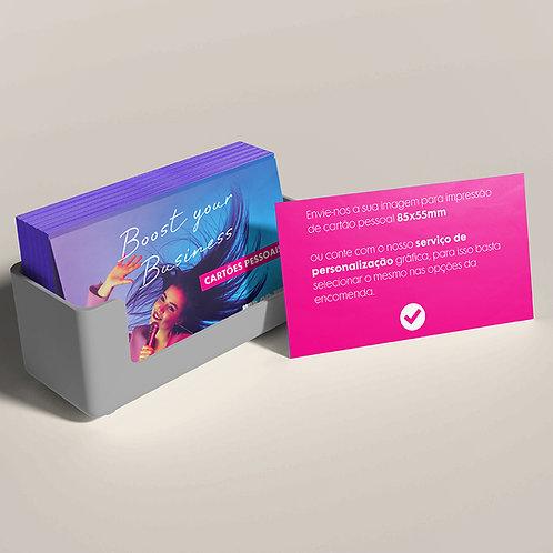 Cartões de Visita 85x55mm