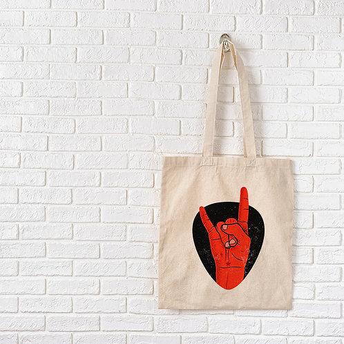 Rock Power - Tote Bag