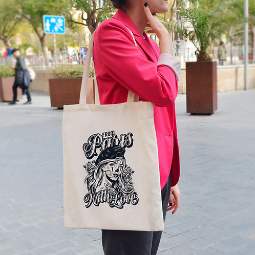 From Paris with Love - Tote Bag