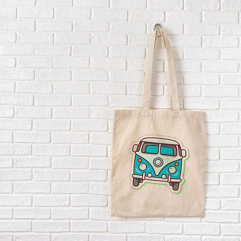 Love Van - Tote Bag