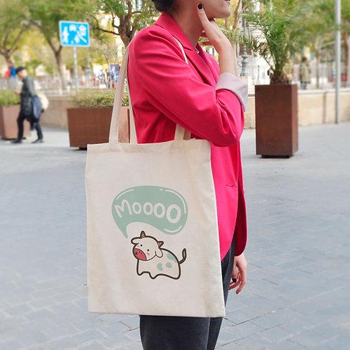 Mooo - Tote Bag