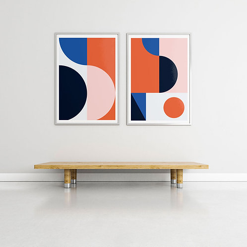 Bauhaus Design Poster