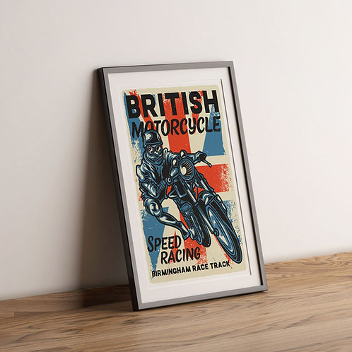 British Motorcycle