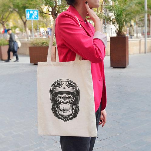 Serious Gorilla - Tote Bag