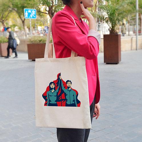 Revolution 01 - Tote Bag