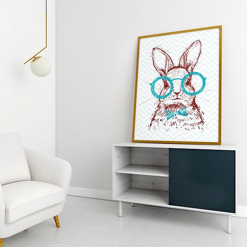 Hipster Rabbit - Bug Collection