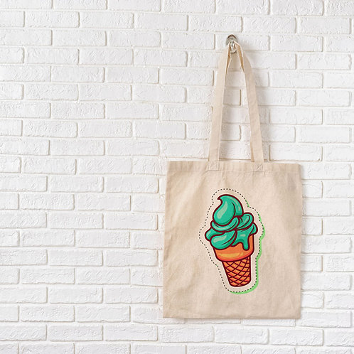 Ice cream Lovers - Tote Bag