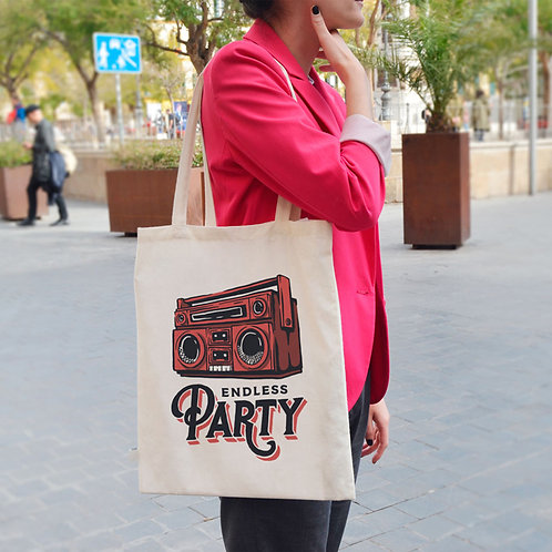 Endless Party - Tote Bag