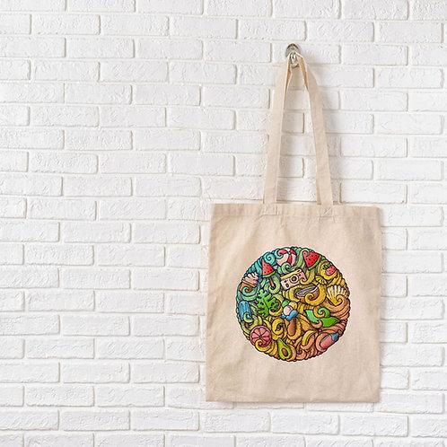 Circle of Joy - Tote Bag