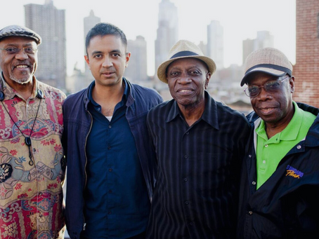 (공연) Trio 3: Oliver Lake/Workman/Cyrille + Vijay Iyer
