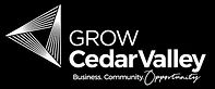 GROW Cedar Valley White Logo.jpg