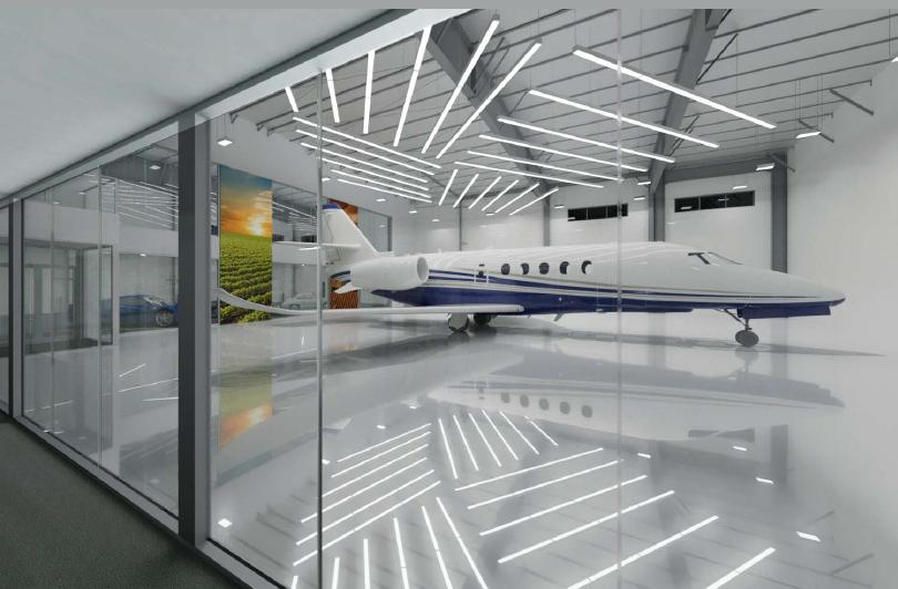 New Airport Hanger Design