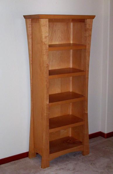 Maple Bookshelf
