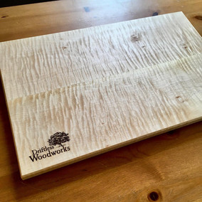Tiger Maple Cutting Board