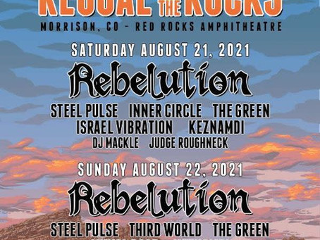 Inner Circle, Steel Pulse Headline at  Reggae on the Rocks