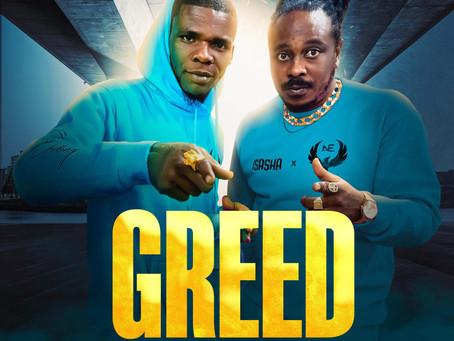 Logiq x Isasha = Greed
