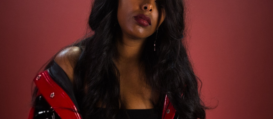 Cherrie Is a Somali-Swedish R&B Queen With Style and Substance  Laird Borrelli-Persson