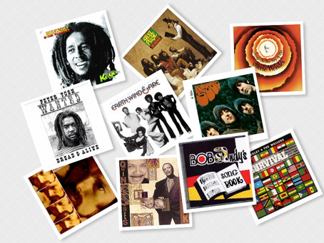 Ten Must - Have CDs on a Deserted Island