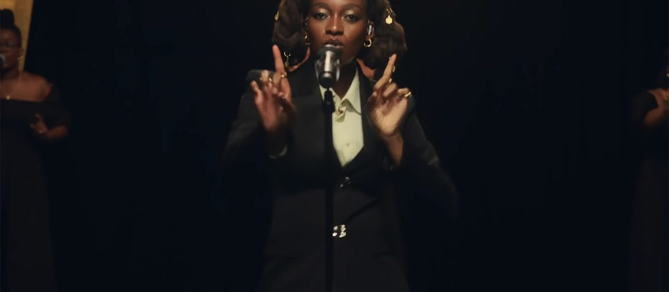 British Rapper Little Simz Sparkles on The Tonight Show with Jimmy Fallon