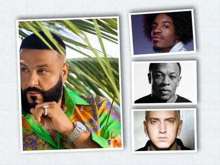 DJ Khaled Wish List