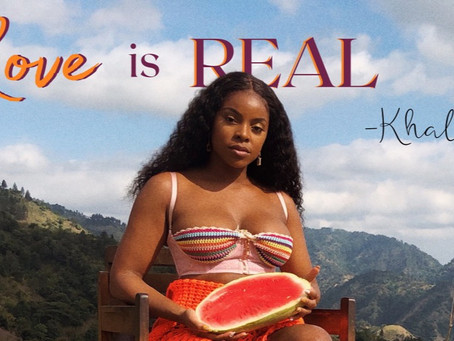 Khalia Says Love Is Real