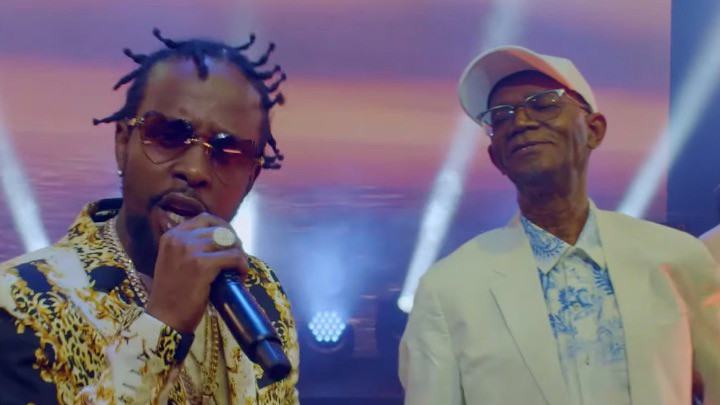 Beres Hammond and Popcaan pay Tribute to Mothers