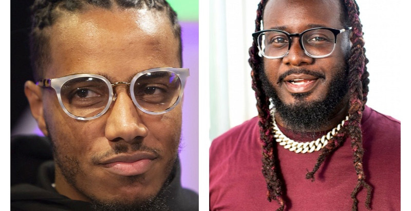 It's a Poolside Vibe with AJTracey and T Pain