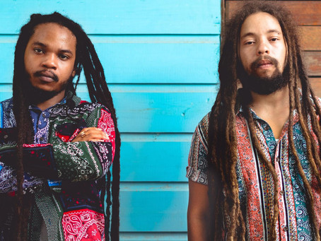 Marley Brothers  Jo Mersa & Yohan  Drop New Single  'BRICKELL (WHEN TEARS FALL)'