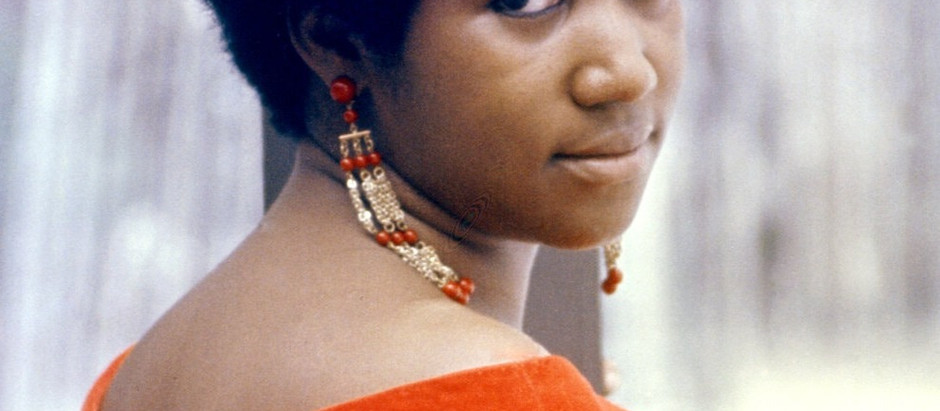 Aretha Franklin is  the Greatest Part 1