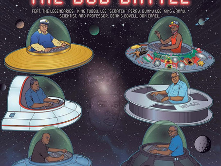 Sly & Robbie, Roots Radics, release The Final Battle: 'THE DUB BATTLE'