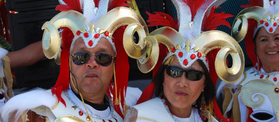 Scenes from Trinidad Carnival