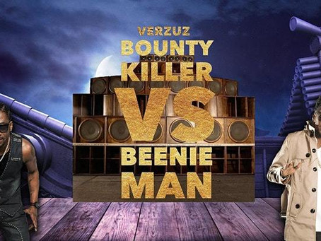 Beenie Man Verzuz Bounty Killa  KaBoom!
