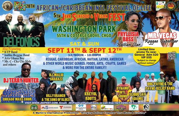 The Caribbean International Festival of Life returns to Chicago