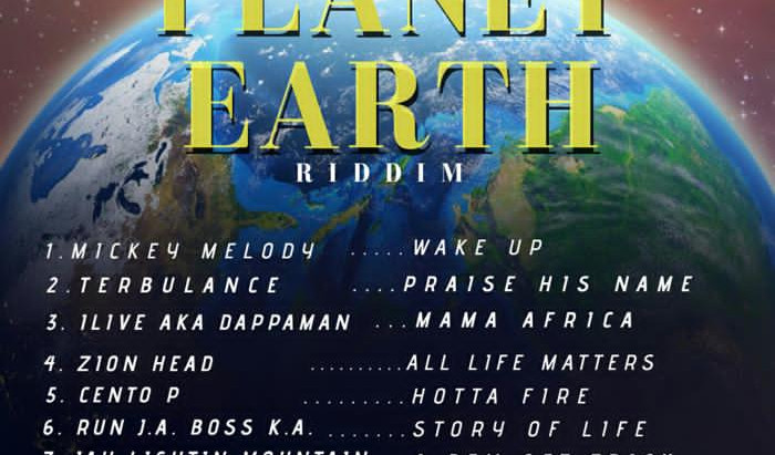 Zed2diZee Music debuts with Planet Earth Riddim